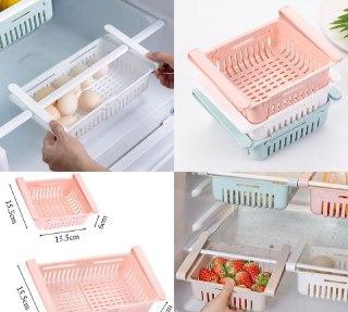 شلف کشویی یخچال
