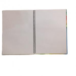 دفتر نقاشی 50 برگ جلد سخت