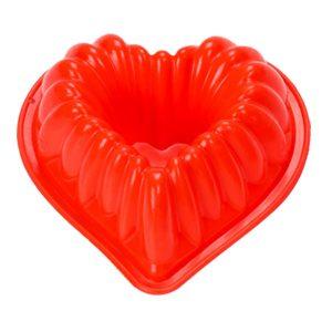 قالب ژله سیلیکونی طرح قلب