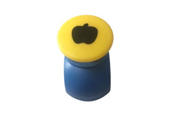 پانچ متوسط طرح سیب