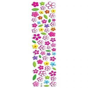 استیکر کودک طرح گل