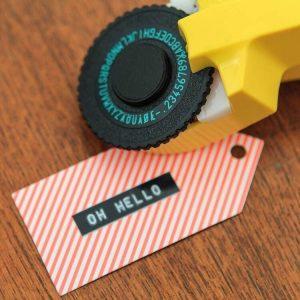 دستگاه چاپ لیبل کولا