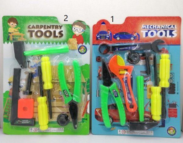 ست اسباب بازی ابزار کوچک