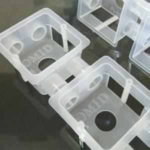 جعبه تقسیم پلاستیکی توکار