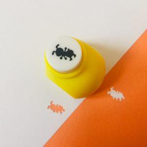 پانچ کوچک طرح مورچه