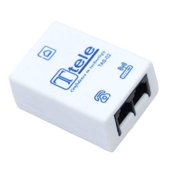 اسپلیتر مودم ADSL مدل Tele TAS-02