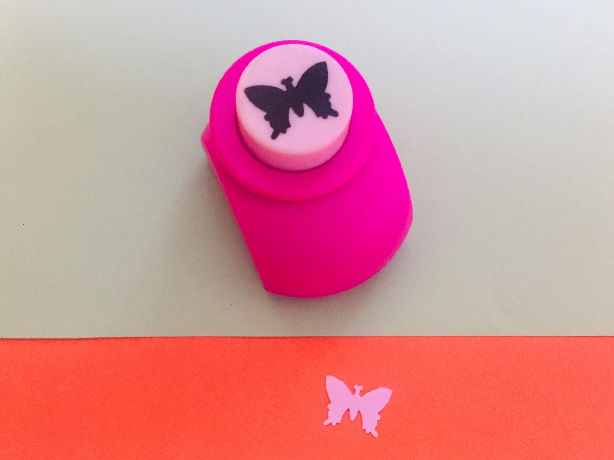 پانچ متوسط طرح پروانه