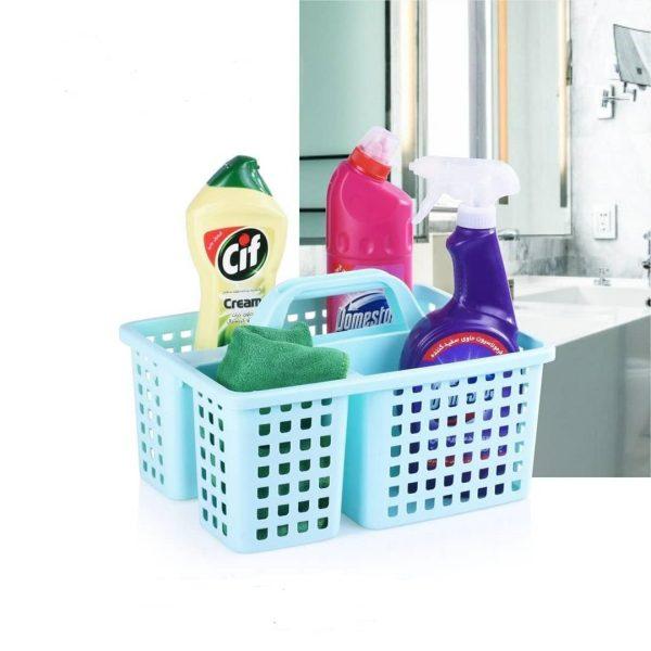 سبد نظافت پلاستیکی