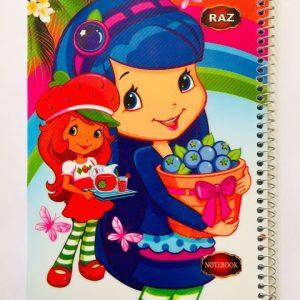 دفتر نقاشی 50 برگ سیمی