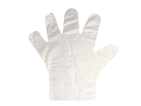 دستکش یکبار مصرف بسته 100 عددی